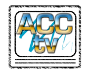 ACCtv - Logo Proposal