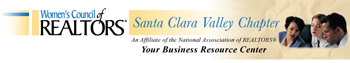 Women's Council of Realtors Santa Clara Valley Chapter - Banner proposal (Final)